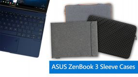 Best ASUS ZenBook 3 Sleeve Cases