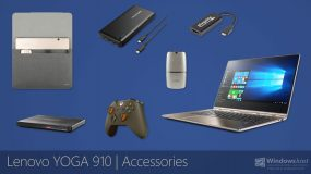 Best Accessories for Lenovo Yoga 910