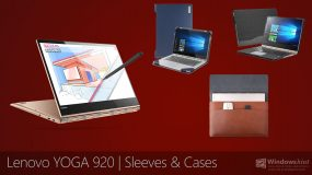 Best Lenovo Yoga 920 Cases and Sleeves