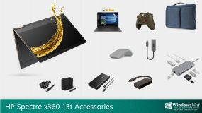 Best HP Spectre x360 13t Accessories
