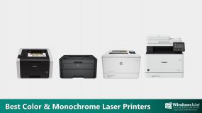 Best Color & Monochrome Laser Printers