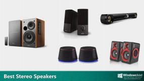 The Best Stereo Speakers