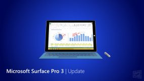 Surface Pro 3 gets a new firmware update to improve device security [August 7, 2018]