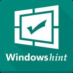 Windows Hint Staff