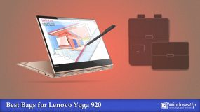 Best Bags for Lenovo Yoga 920