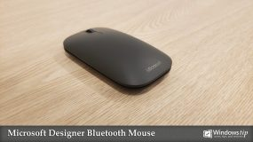 Microsoft Designer Bluetooth Mouse Specs – Full Technical Specifications