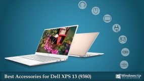 Best Accessories for Dell XPS 13 9380