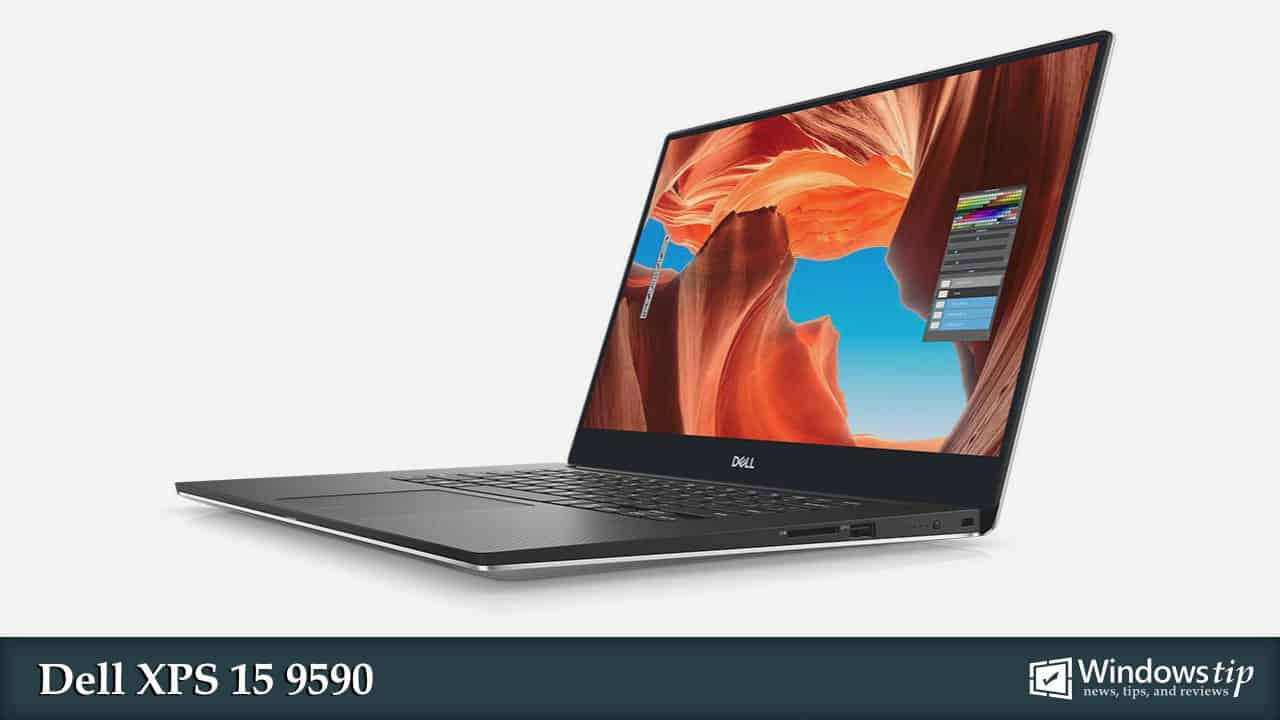 Dell XPS 15 9590