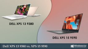Dell XPS 13 9380 vs. Dell XPS 15 9590