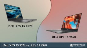 Dell XPS 15 9570 vs. Dell XPS 15 9590
