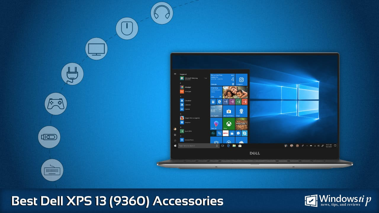 Best Accessories Dell XPS 13 9360