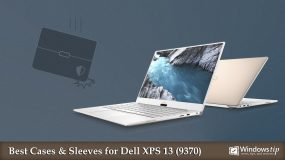 Dell XPS 13 9370 vs  Surface Laptop 2 - Full Specs Comparison