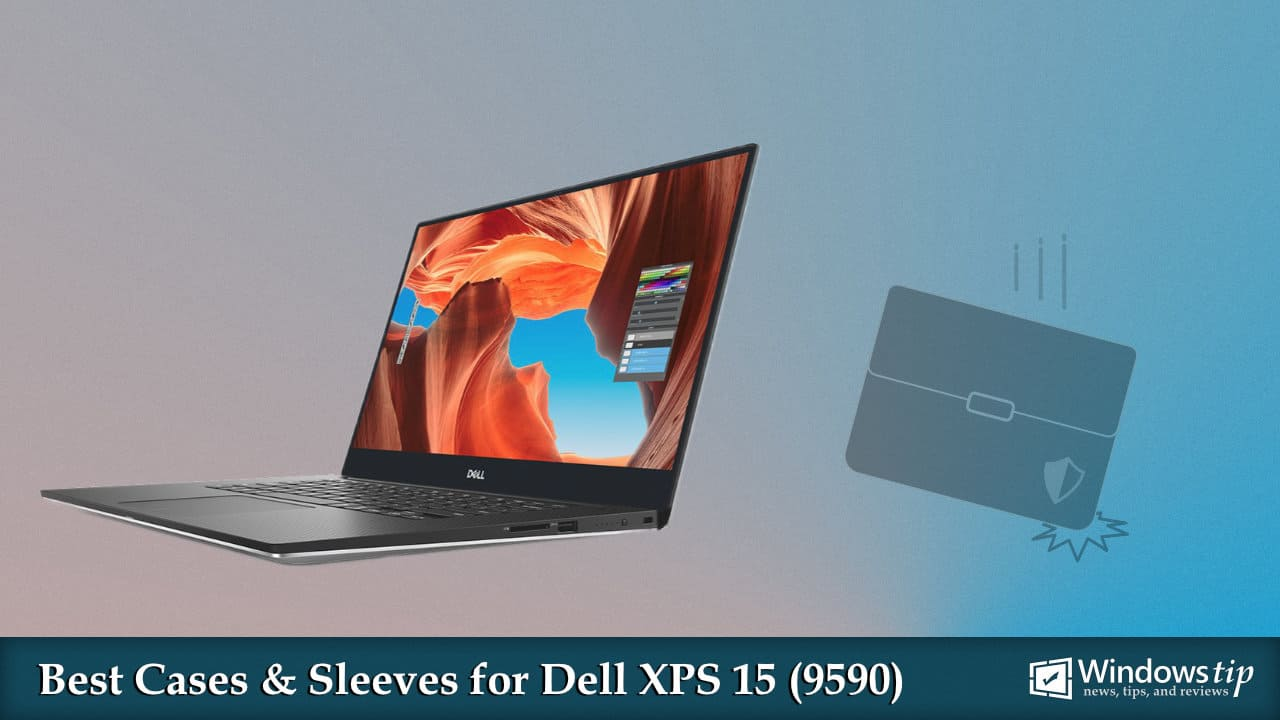 Dell Xps 15 9575 Cases And Sleeves