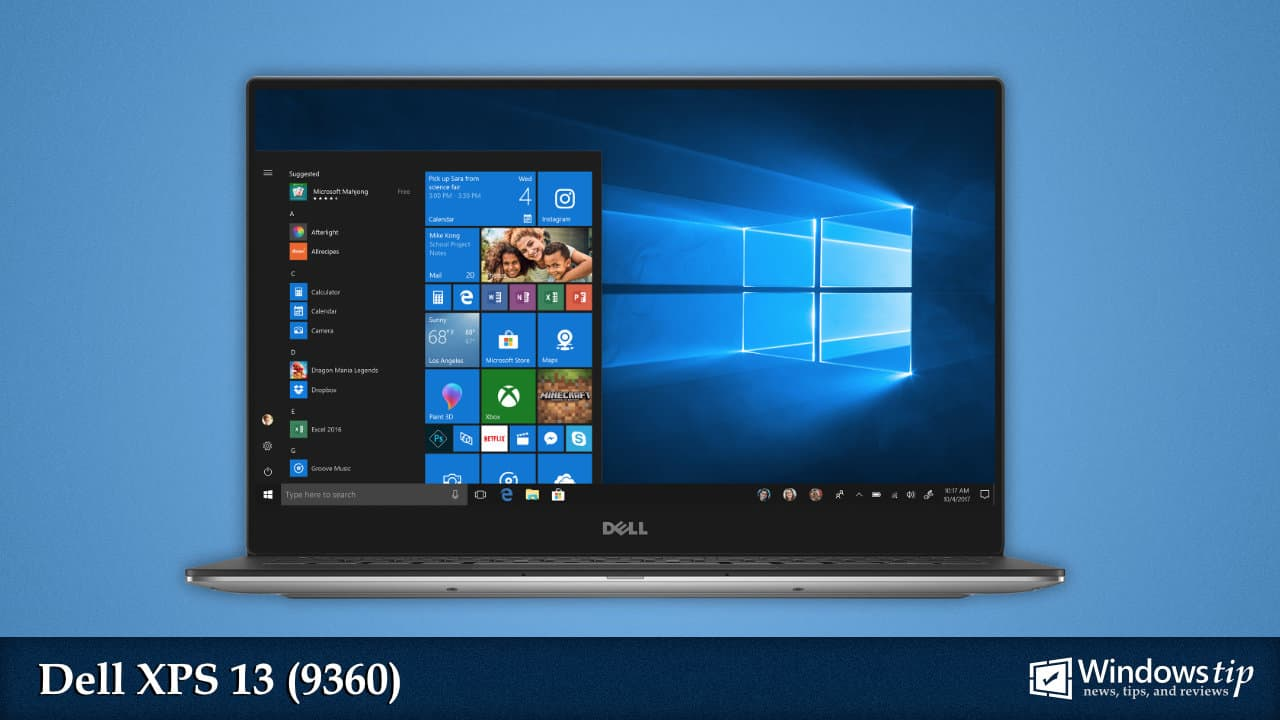 Dell XPS 13 9360 (2017)