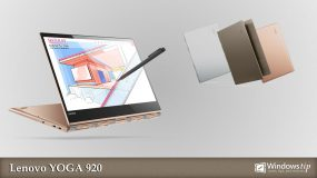 Lenovo Yoga 920 (2018) – Full Technical Specifications