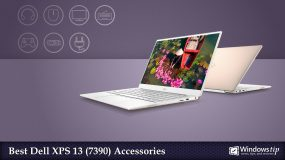Best Accessories for Dell XPS 13 7390