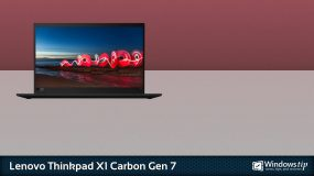 Lenovo ThinkPad X1 Carbon Gen 7
