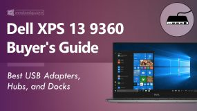 Dell XPS 13 9360 USB Hubs and Docks