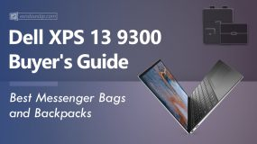 Dell XPS 13 9300 (2020): Best Bags and Backpacks