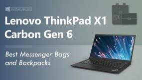 Lenovo ThinkPad X1 Carbon Gen 6 (2018): Best Bags and Backpacks for 2020