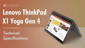 Lenovo ThinkPad X1 Yoga Gen 4 (2019) Specs – Full Technical Specifications