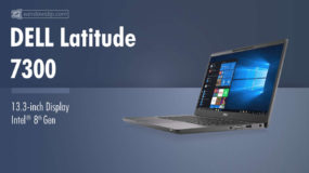 Dell Latitude 7300 (2019): Specs – Detailed Specifications