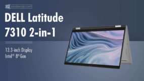 Dell Latitude 7310 2-in-1 (2020): Specs – Detailed Specifications