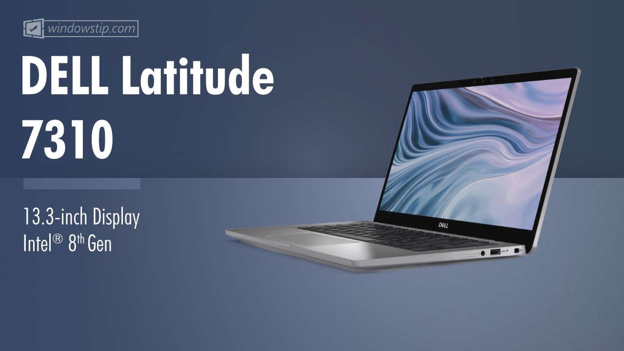 Dell Latitude 7310