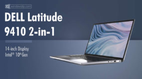Dell Latitude 9410 2-in-1 (2019): Specs – Detailed Specifications