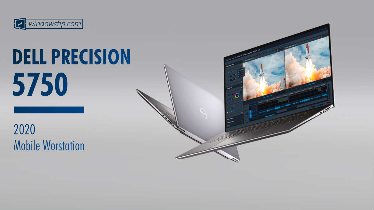 Dell Precision 5750 Specs