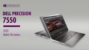 Dell Precision 7550 Specs – Detailed Specifications