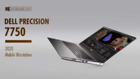 Dell Precision 7750 Specs – Detailed Specifications