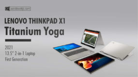 Lenovo ThinkPad X1 Titanium Yoga (2021) Specs: Full Specifications