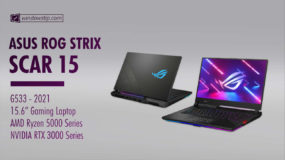 ASUS ROG Strix SCAR 15 (2021) Specs: Full Specifications