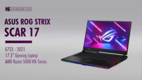 ASUS ROG Strix SCAR 17 (2021) Specs: Full Specifications