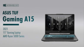 ASUS TUF Gaming A15 (2021) Specs: Full Specifications
