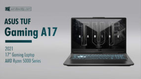ASUS TUF Gaming A17 (2021) Specs: Full Specifications