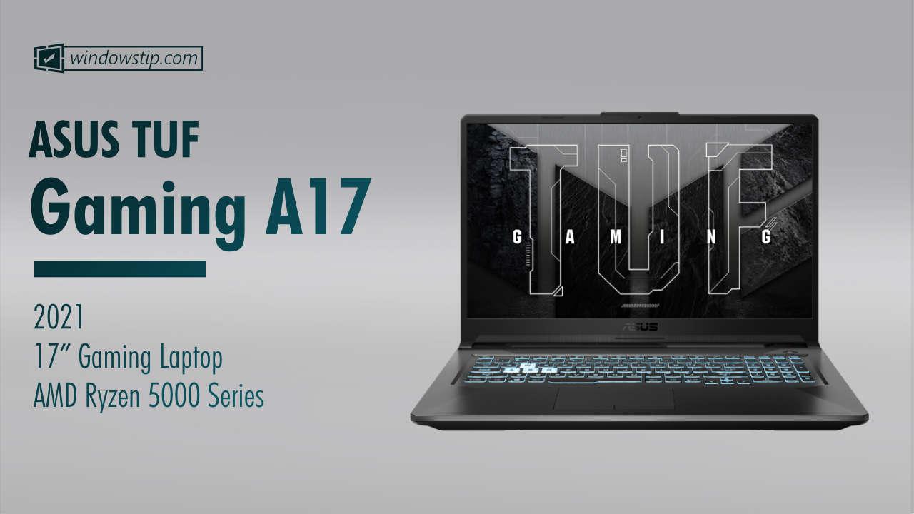 ASUS TUF Gaming A17 (2021)