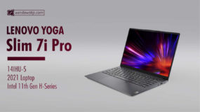 Lenovo Yoga Slim 7i Pro (2021) Specs: Full Specifications