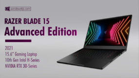 Razer Blade 15 Advanced Edition (2021) Specs: Full Specifications