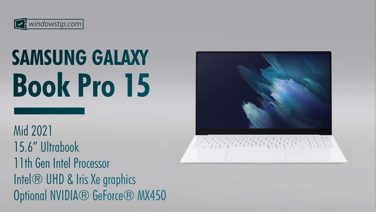 Samsung Galaxy Book Pro 15 (2021)