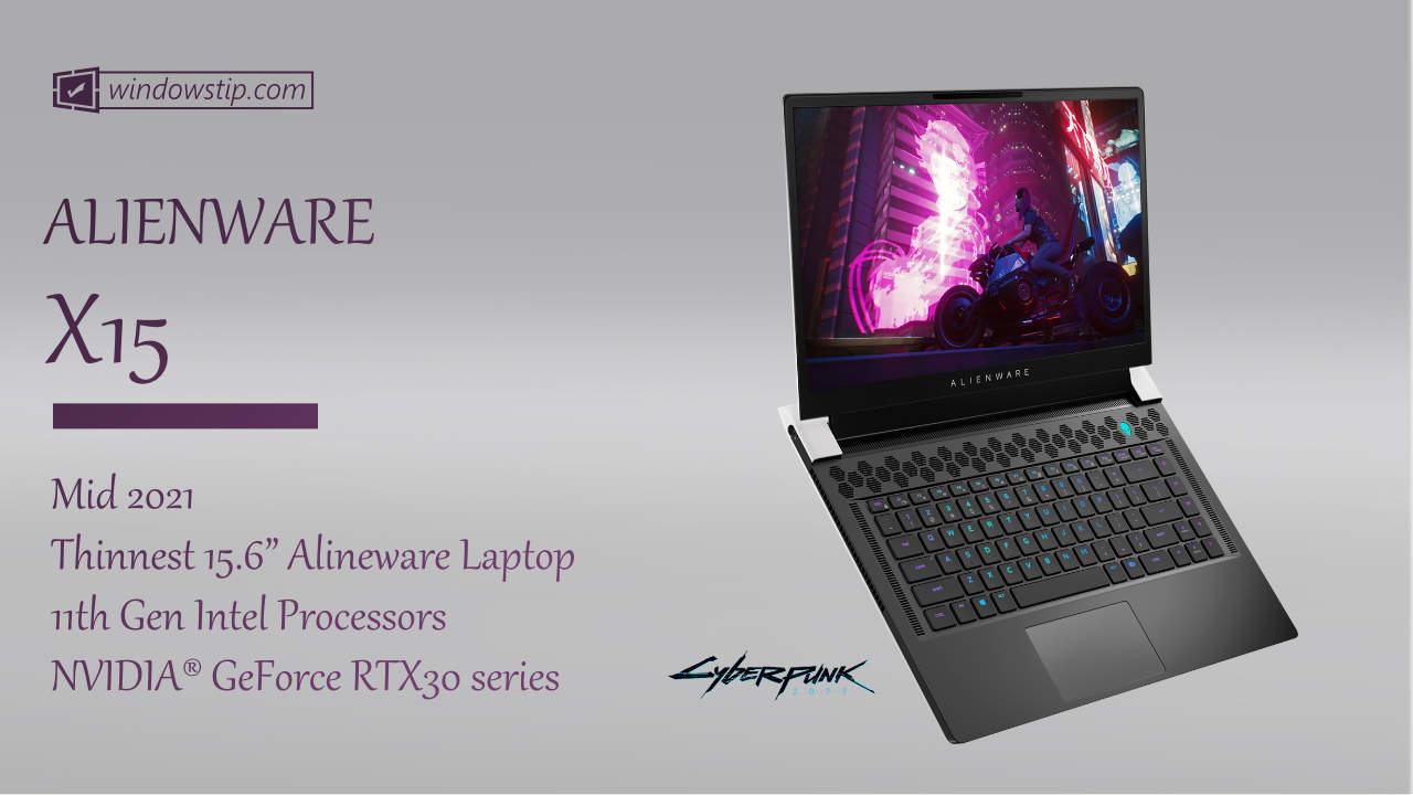 Alienware X15 (2021)