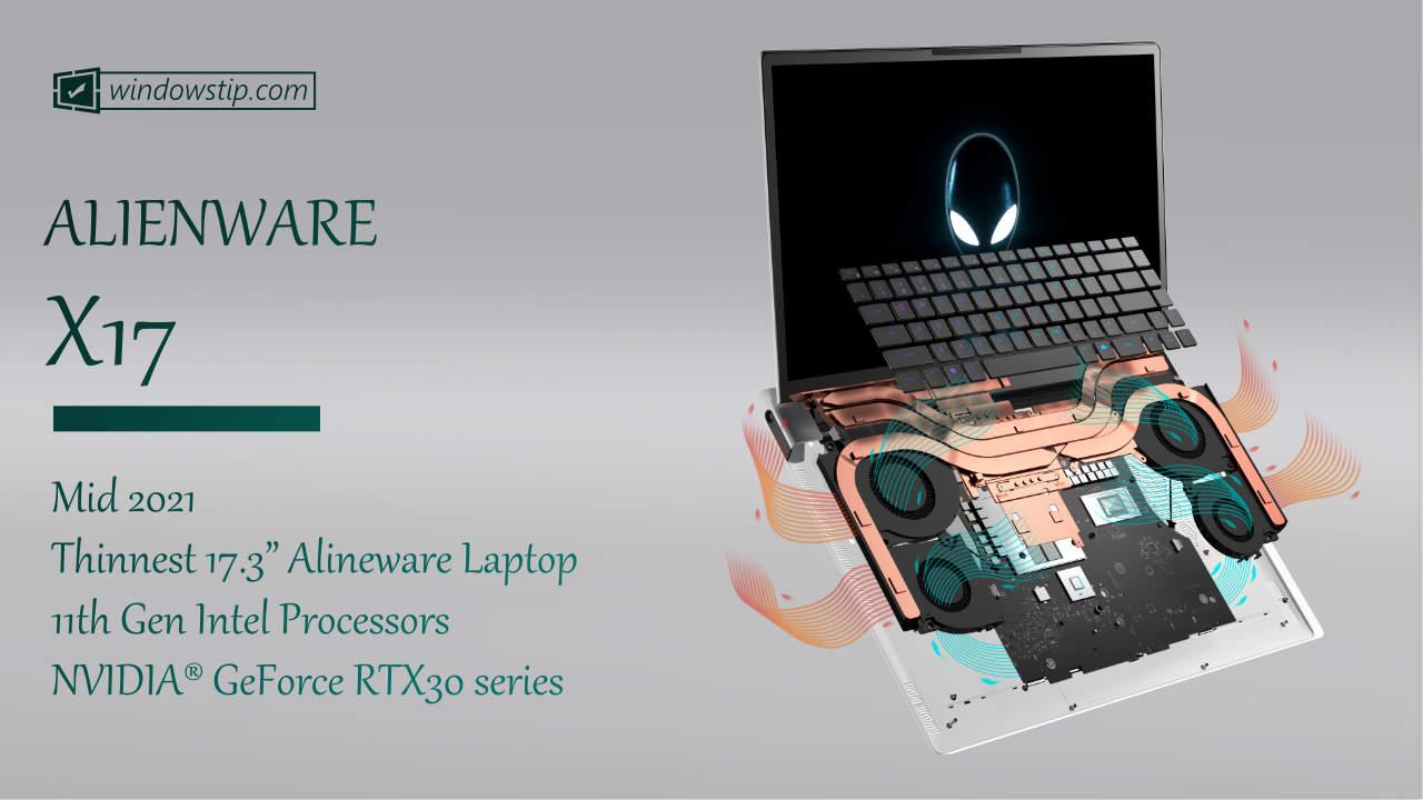 Alienware X17 (2021)